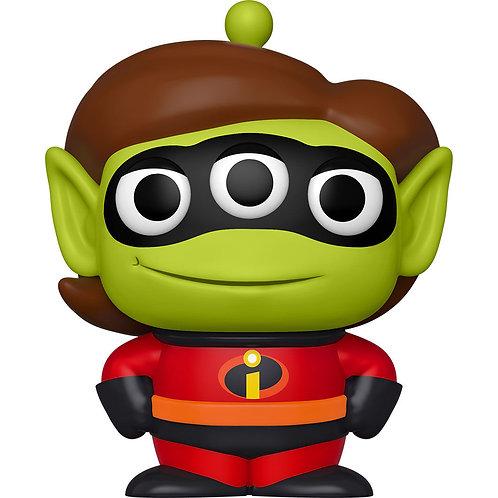 Figura POP Alien Remix Mrs. Incredible Disney Pixar