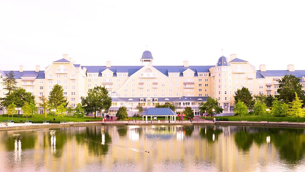 Reapertura de los hoteles Disney de Disneyland Paris