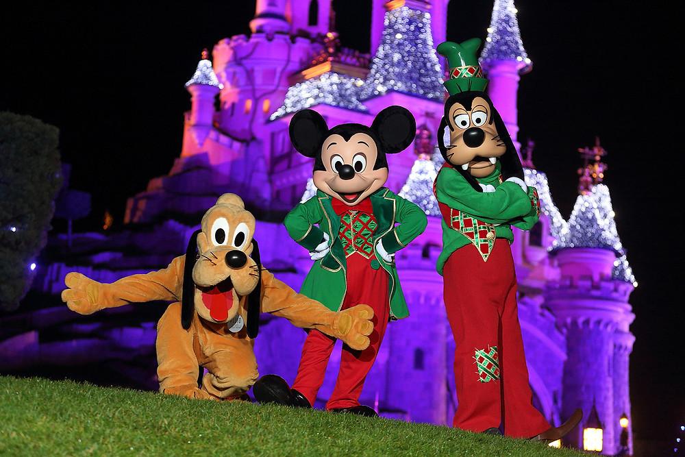 Navidad Disneyland Paris Secretos Castillo Bella Durmiente