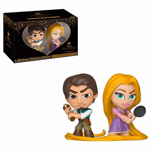 Figuras Vinyl Flynn & Rapunzel