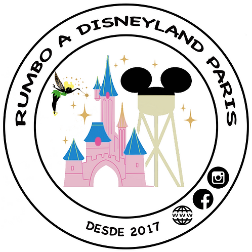 Pack Mix Chapas Rumbo a Disneyland Paris