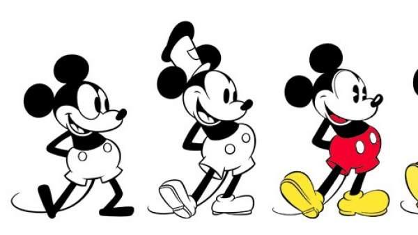 90 años de magia:  Mickey en Disneyland París