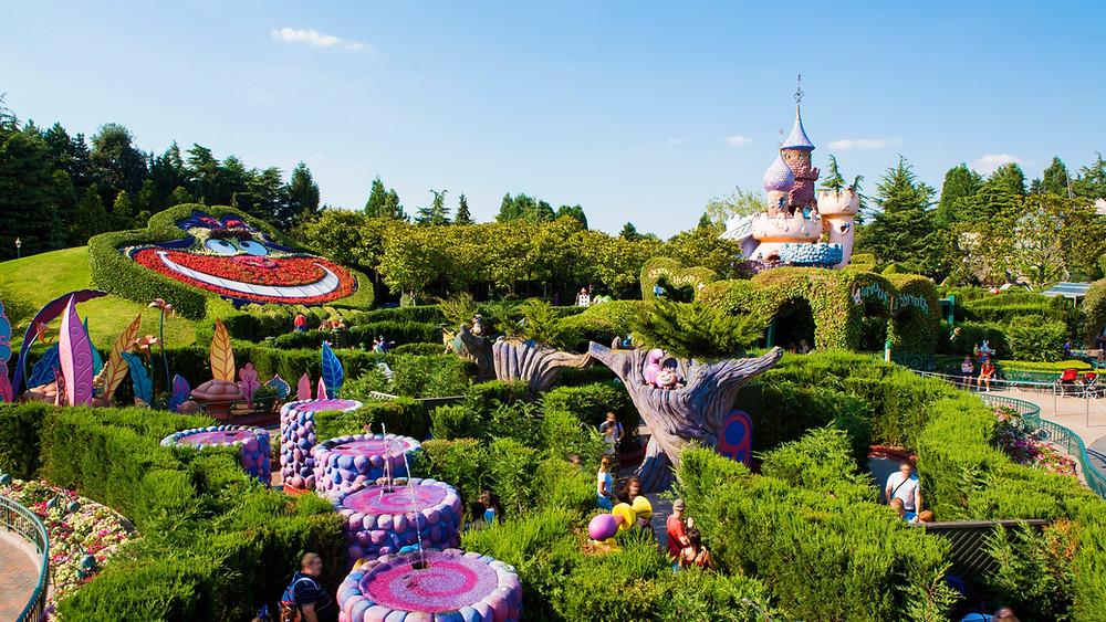 Atracciones para todas las edades en Disneyland Paris