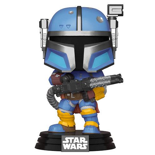 Figura POP Star Wars Mandalorian Heavy Infantry Mandalorian