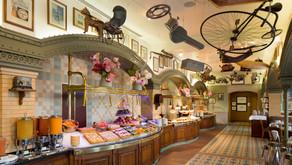 Todos los Restaurantes Buffet de Disneyland Paris