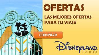 Ofertas Disneyland Paris Entradas
