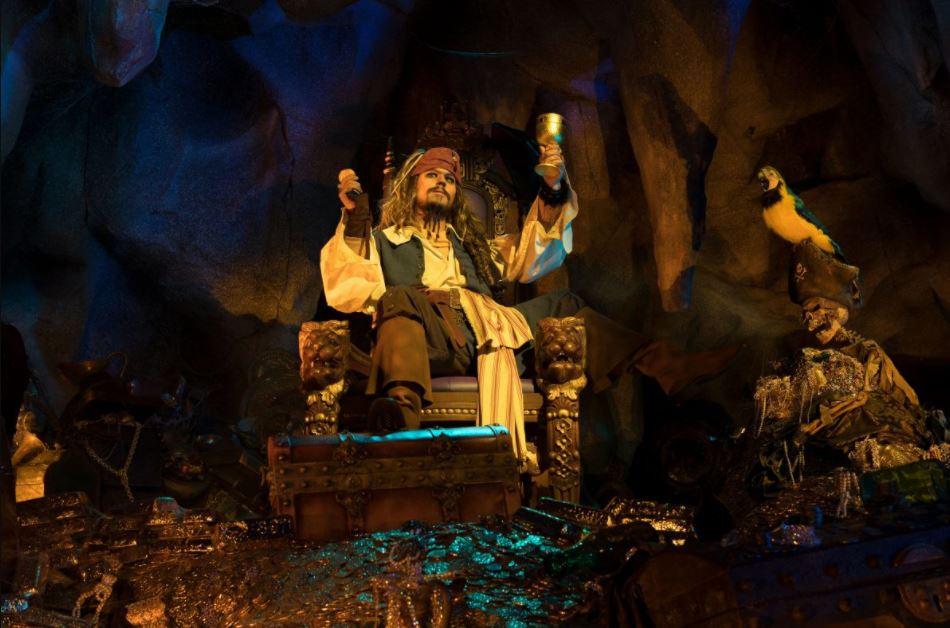 atracción Piratas del Caribe en Disneyland Paris consejos secretos