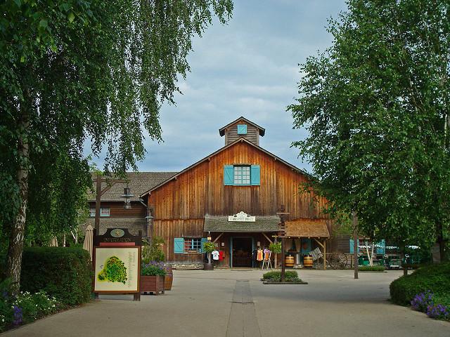 Davy Crockett Ranch Disneyland