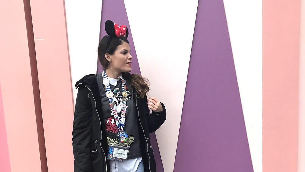 Disney walls, no pueden faltar en tu Instagram