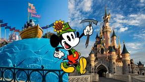 Calendario de atracciones cerradas en Disneyland Paris