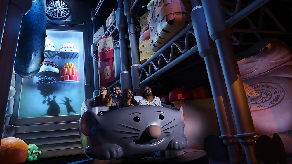 Ratatouille The Attraction atraccion walt disney studios disneyland paris ofertas consejos informacion