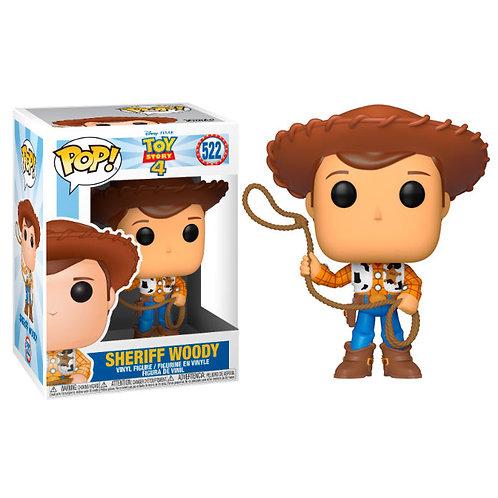 Figura POP Woody Toy Story 4