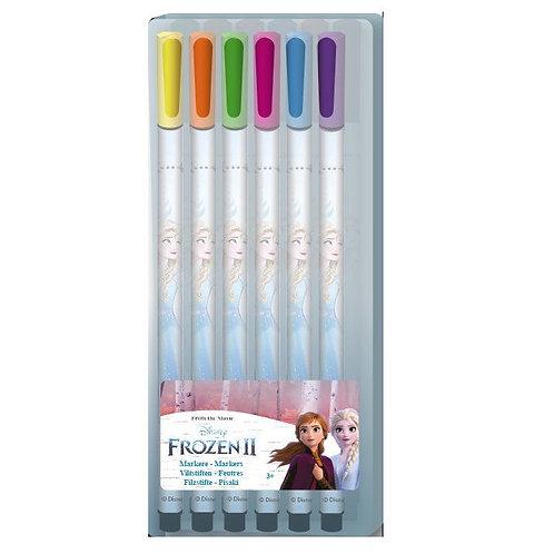 Set rotuladores Frozen 2