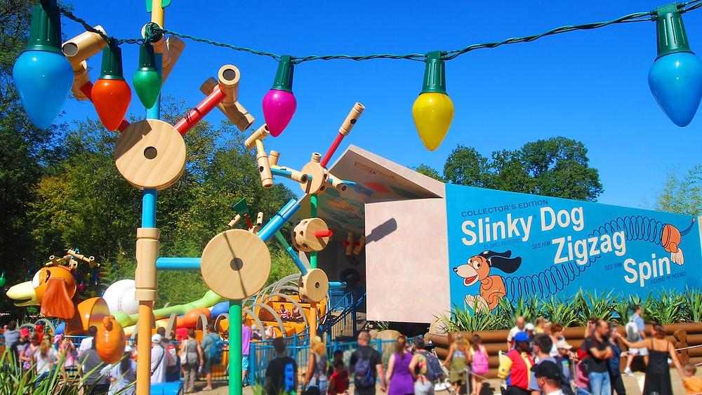 Toy Story Play Days, 11 días dedicados a Toy Story 4 en Disneyland Paris