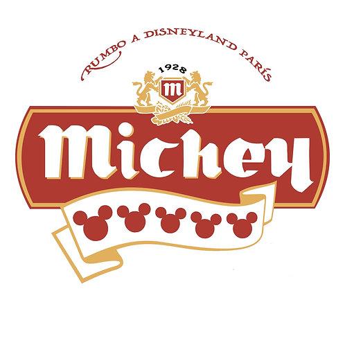 Pack Chapa Mickey Mahous
