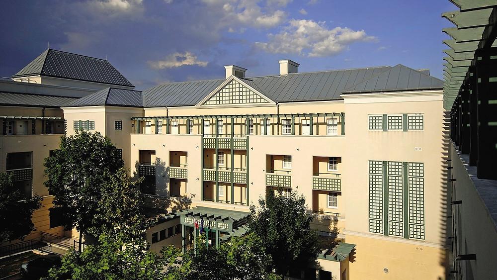 Adagio Marne-la-Vallée Val d'Europe Hoteles en Disneyland Paris ofertas descuento precios reservas informacion consejos