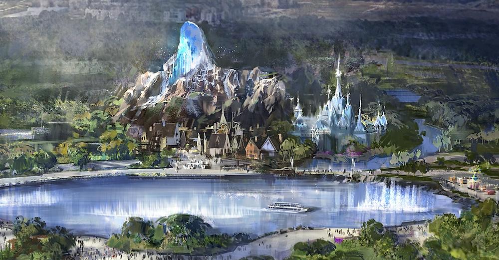 Walt Disney Studios expansión cambios Marvel Frozen atracciones disneyland paris parque Star Wars