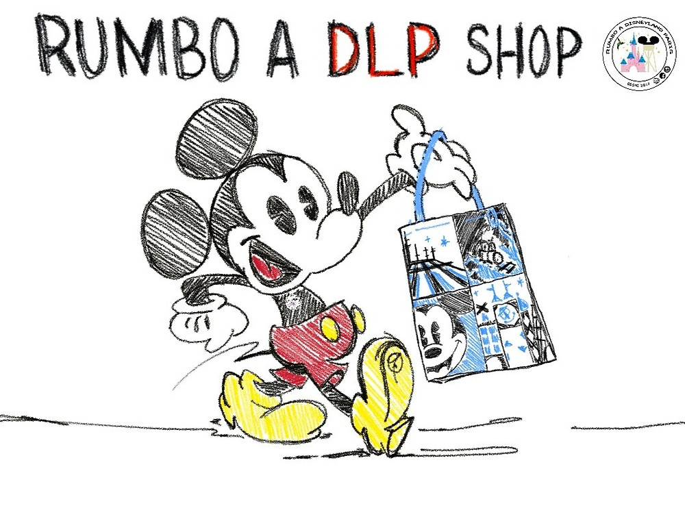 La Tienda de Rumbo a Disneyland Paris