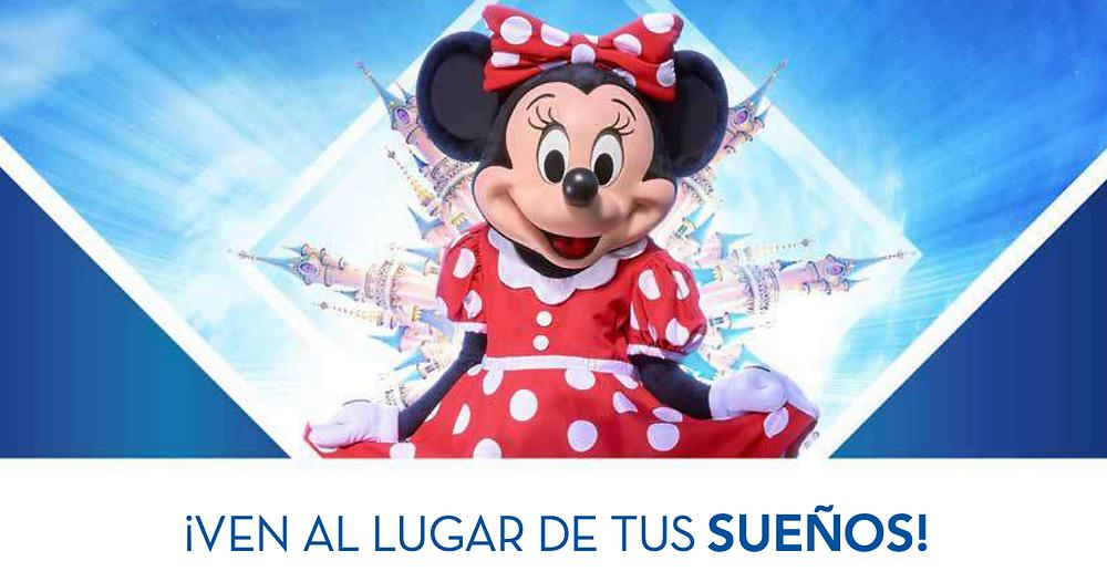 Semana magica Disneyland Paris 2021