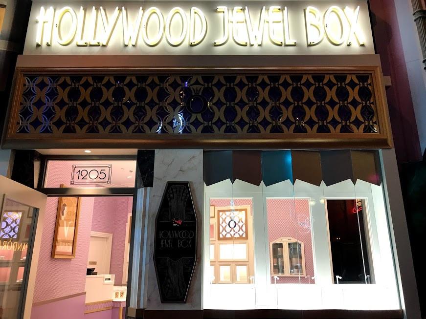 Tienda boutique de PANDORA en disneyland paris