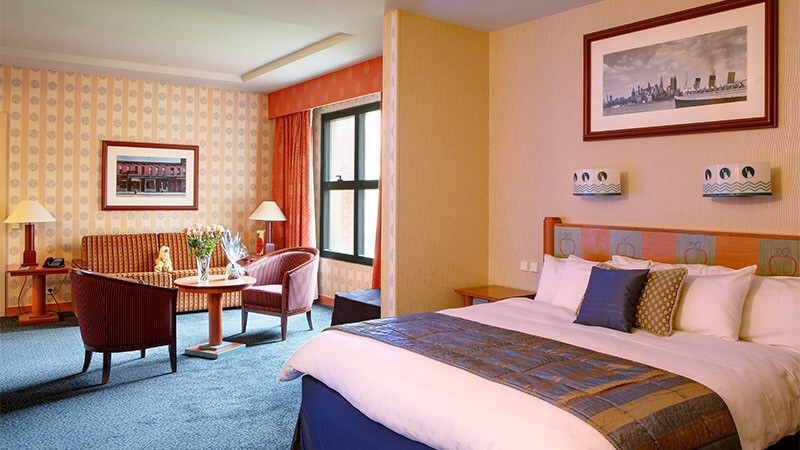 Habitaciones Hotel New York Disneyland Paris