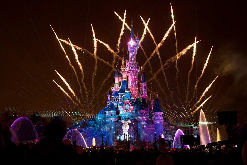 Cosas que debes hacer en Disneyland Paris