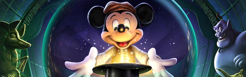 Mickey and the Magician en Disneyland Paris