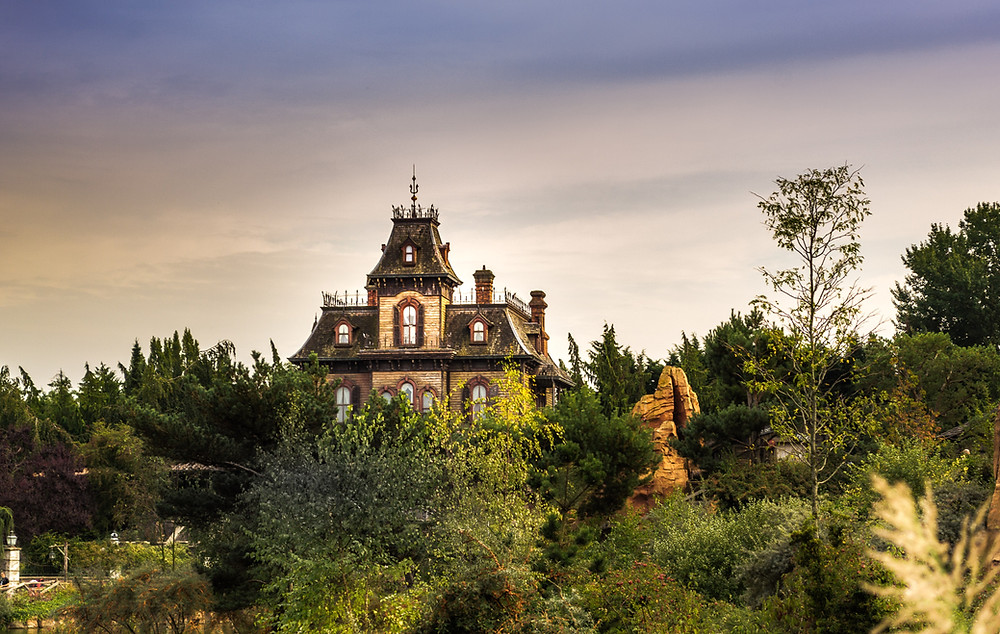 Phantom Manor Disneyland Paris