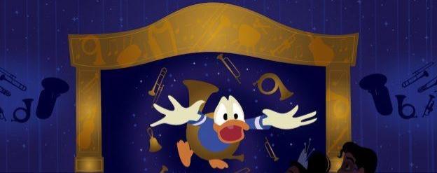 Mickey y su orquesta Filarmónica Mickey's PhilharMagic