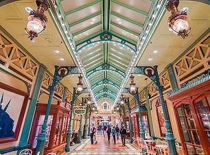 Liberty Arcade Disneyland Paris