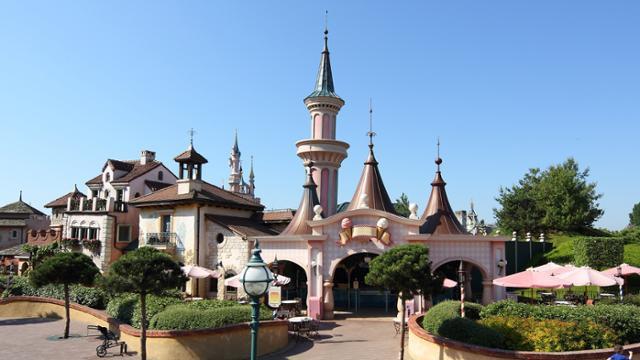 Fantasia Gelati Disneyland Paris