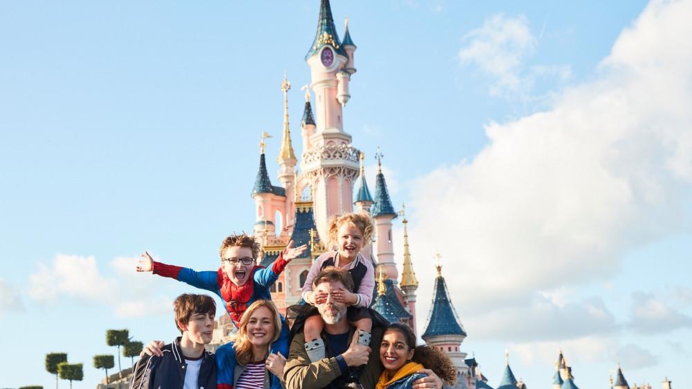 Las mejores atracciones y actividades familiares de Disneyland Paris