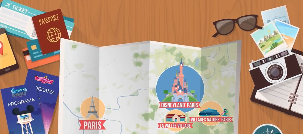 Pasos para reservar tu viaje a Disneyland Paris