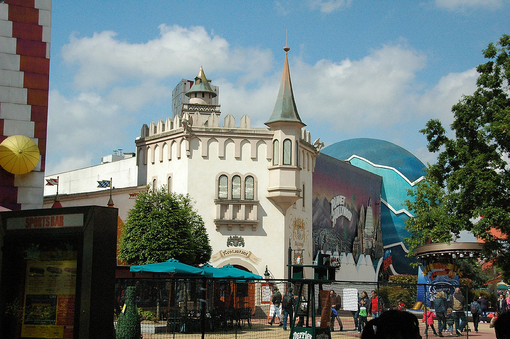 King Ludwig's Castle en Disney Village