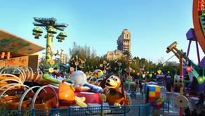 Worlds of Pixar en Disneyland Paris