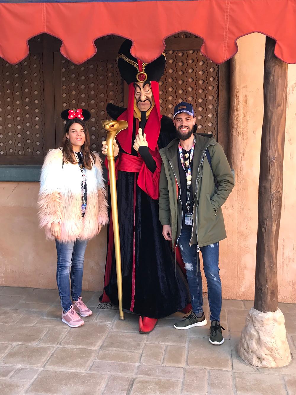 Disneyland paris fotos Rumbo a Disneyland Paris