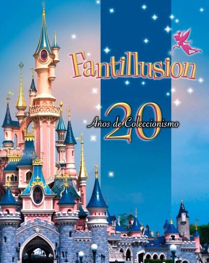 20 años coleccionando piezas disney Rumbo a Disneyland Paris