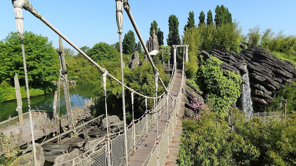 Descubre Adventureland en el Parque Disneyland de Disneyland Paris