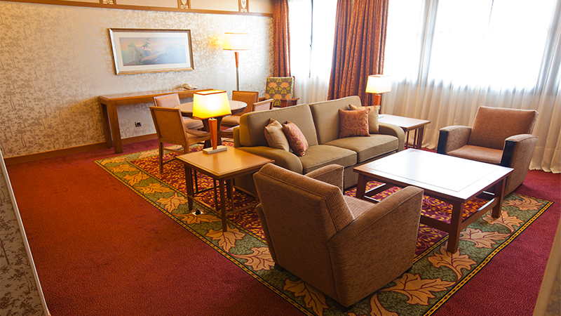Disney's Sequoia Lodge en Disneyland