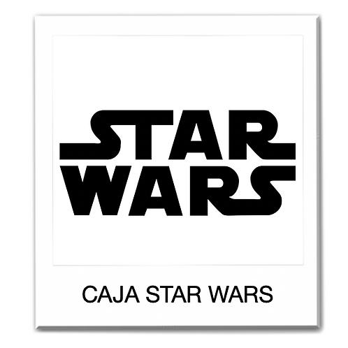 Caja Star Wars