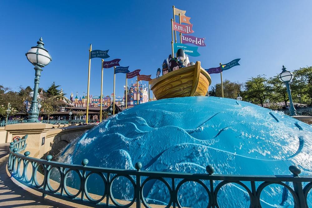Cosas que debes hacer en el Parque Disneyland.
