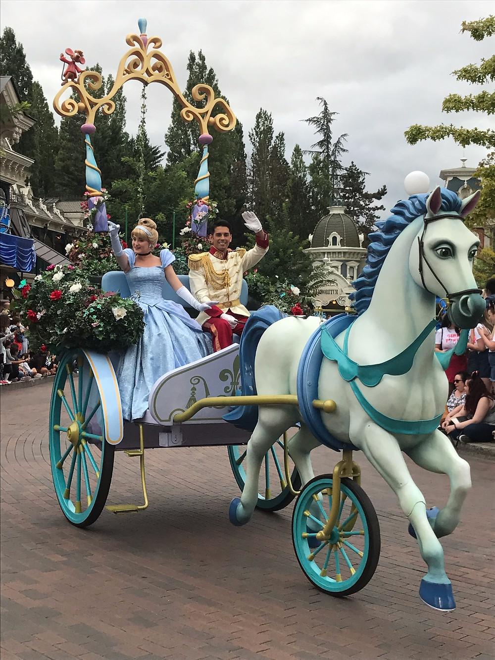 Disney Stars On Parade Disneyland Paris