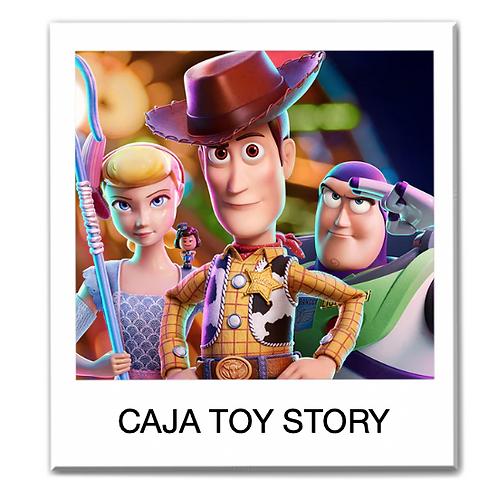 Caja temática de Toy Story