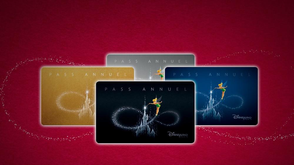Pases Anuales: novedades reapertura Disneyland Paris