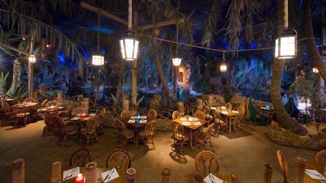 Captain Jack's - Restaurant des Pirates en Disneyland Paris