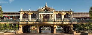 Disneyland Paris Railroad Atracciones