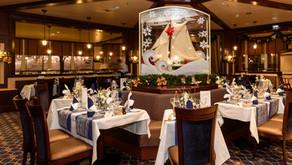 Yacht Club: Restaurante en Newport Bay Club