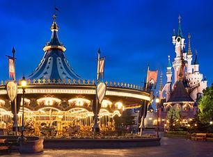 Fantasyland Dineyland Paris atracciones