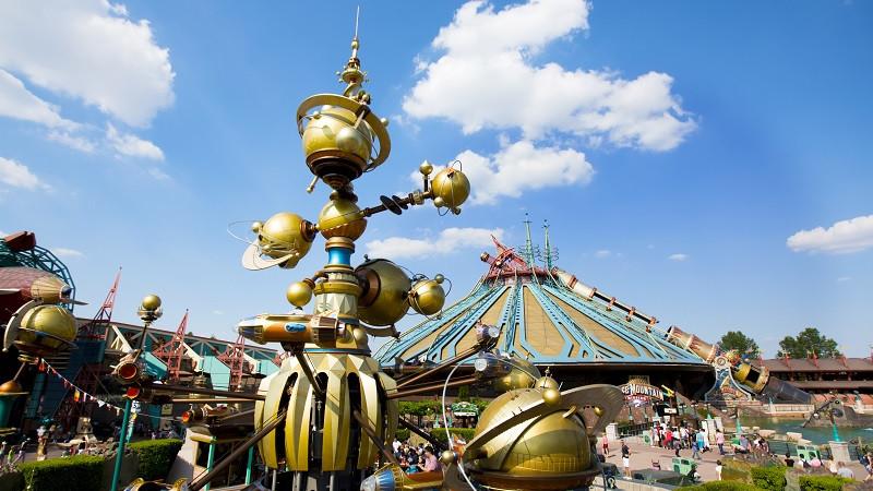 Descubre Discoveryland en el Parque Disneyland de Disneyland Paris