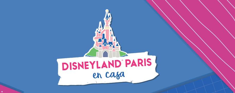 Disneyland Paris en casa